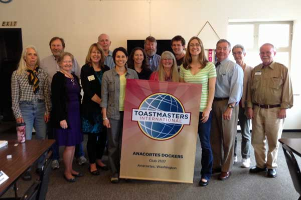 Why Join Toastmasters?
