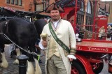 Anacortes Town Crier competing in England