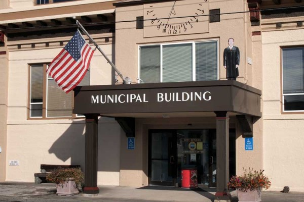 Gere proposes 3.5 percent city budget increase