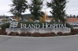 Island Hospital ranked third in state