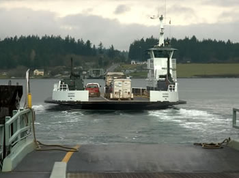 Anacortes Now Guemes Ferry Going Out Of Service For Maintenance