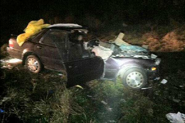 Anacortes Now - Second death in Hwy  20 accident